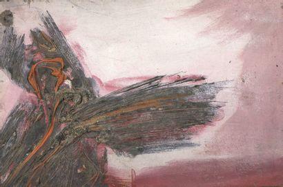 RAQUEL (1925-2014)  Sans titre, 1964  Huile...