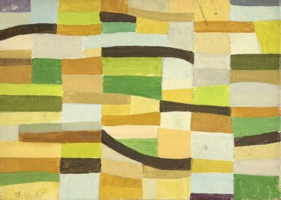 RAQUEL (1925-2014)  Sans titre, 1965  Acrylique...