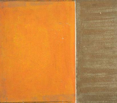 RAQUEL (1925-2014)  Sans titre, 1967  Acrylique...
