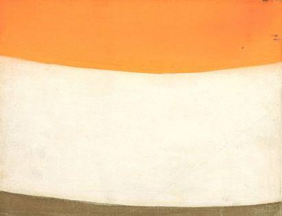 RAQUEL (1925-2014)  Sans titre, vers 1970  Acrylique sur toile.  Cachet d'atelier...
