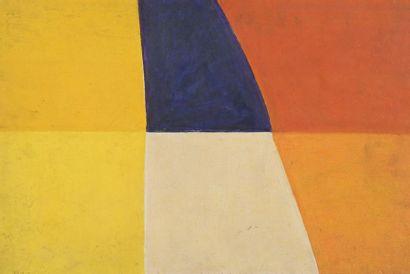 RAQUEL (1925-2014)  Sans titre, 1967  Huile...