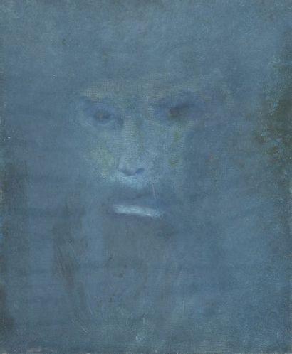 RAQUEL (1925-2014)  Sans titre  Quatre acryliques sur toile.  Cachet d'atelier...