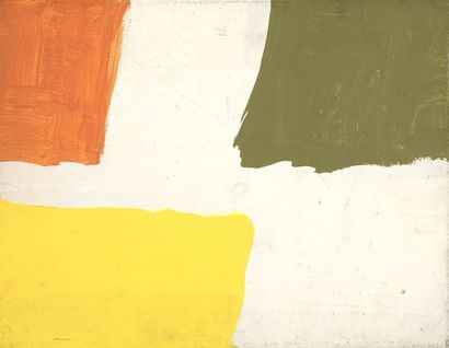 RAQUEL (1925-2014)  Sans titre, 1970  Acrylique...