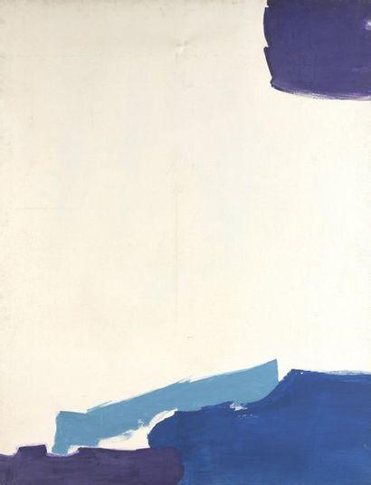 RAQUEL (1925-2014)  Sans titre, 1970  Acrylique sur toile signée et datée au dos....