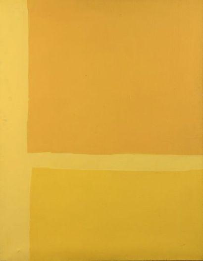 RAQUEL (1925-2014)  Sans titre, 1971  Acrylique sur toile signée, datée et située...