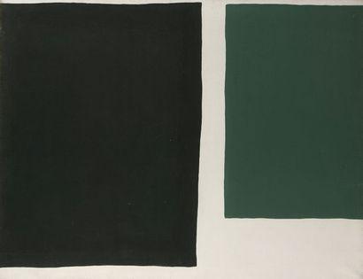 RAQUEL (1925-2014)  Sans titre, 1972  Acrylique sur toile signée, datée et située...