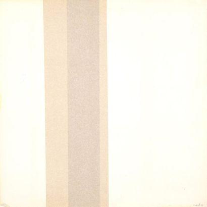 RAQUEL (1925-2014)  Sans titre, 1977  Gouache...