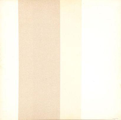 RAQUEL (1925-2014)  Sans titre, 1977  Collage...