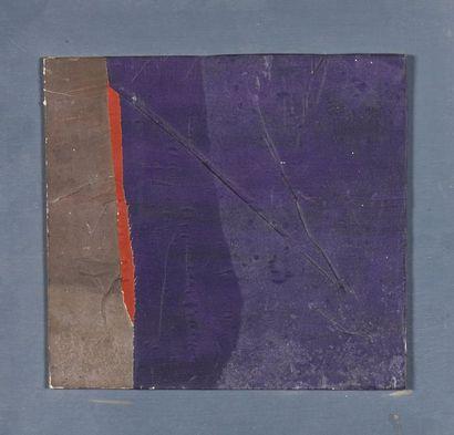 RAQUEL (1925-2014)  Sans titre  Collage...