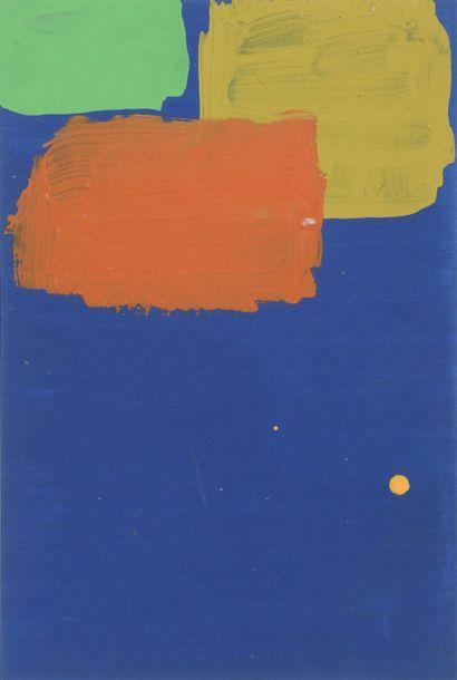 RAQUEL (1925-2014)  Sans titre, 1970  Gouache...