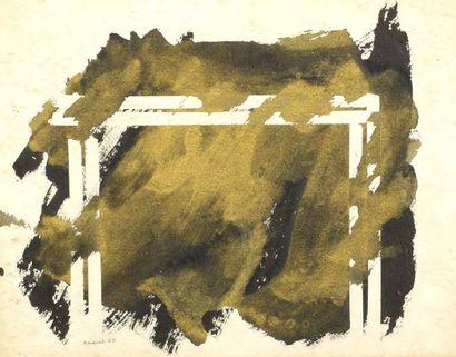 RAQUEL (1925-2014)  Sans titre, 1990  Technique...