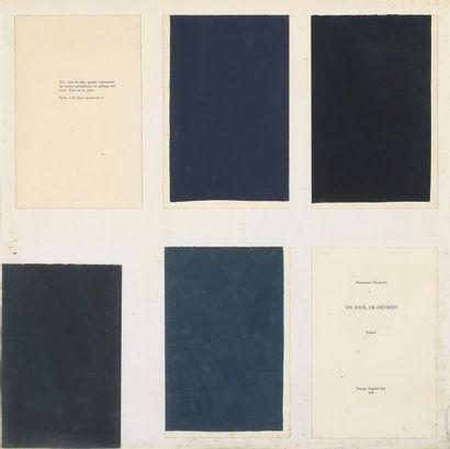 RAQUEL (1925-2014)  Sans titre, 1989  Sérigraphie sur papier signé et daté en...