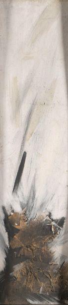 RAQUEL (1925-2014)  Sans titre, 1963  Huile...