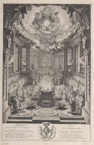 Sébastien LE CLERC (1637-1714)  La multiplication...