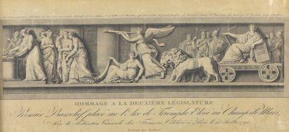 Jean-Guillaume MOITTE (1746-1810) d'après...