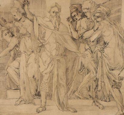 Attribué à Giovanni di Benedetto BANDINI...