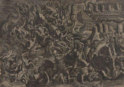 Giovanni-Battista GHISI (1498-1563/75)  Les...