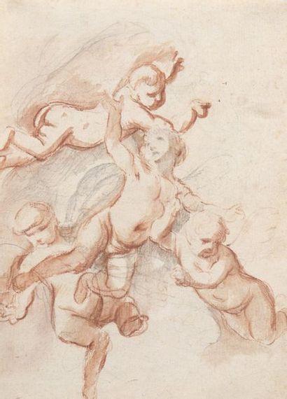 École ITALIENNE de la fin du XVIe siècle,...