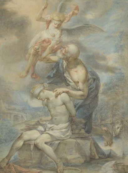 Attribué à Benedetto LUTI (1666-1724)  Le...