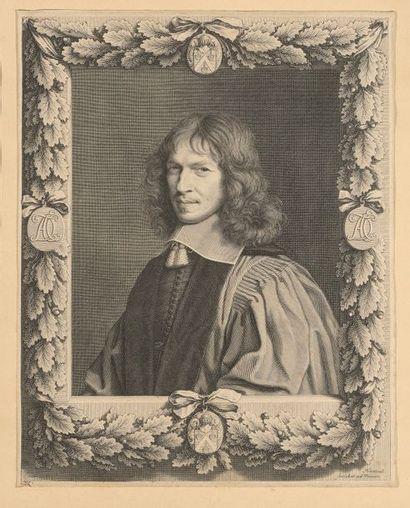 Robert NANTEUIL (1623-1678)  Denis Talon,...