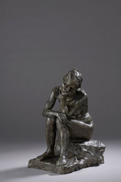 Victor-Joseph SEGOFFIN (1867-1925)  Étude...