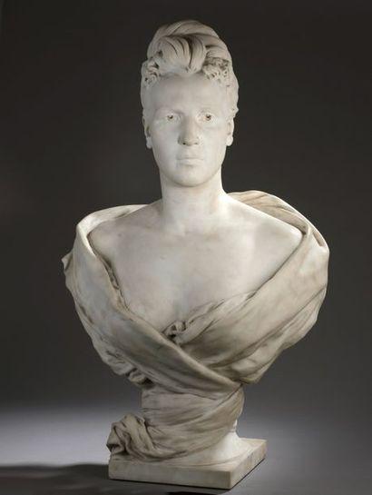Jules L. PRINTEMPS (1831-1899)  Portrait...