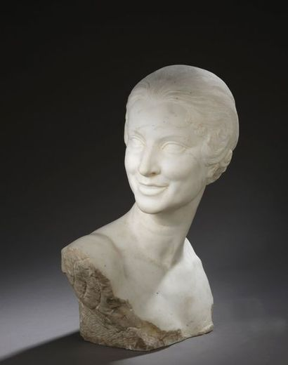 Louis Marcel BOTINELLY (1883-1962)  Jeune...