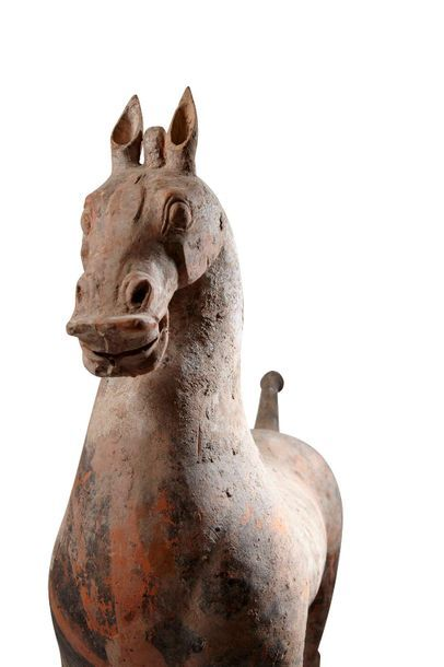 CHINE, dynastie Han (206 avant J.C - 221 apre?s J.C), re?gion du Sichuan  Grand...