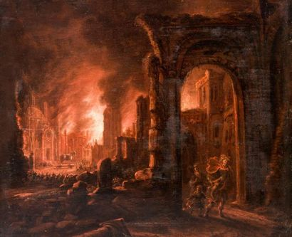 WILLING (Actif aux Pays-Bas au XVIIe siècle)...
