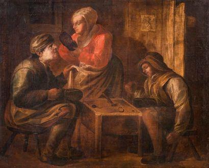 Ecole FLAMANDE du XVIIe siècle,?atelier de...
