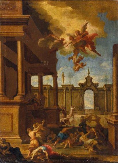 Attribué à Giovanni Boulanger (1606-1660)...
