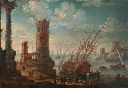 Johann Anton EISMANN (Salzbourg 1604 - Venise...