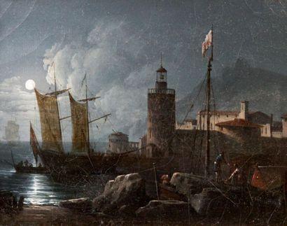 Pierre Joseph WALLAERT (1753-c.1812) Clair...