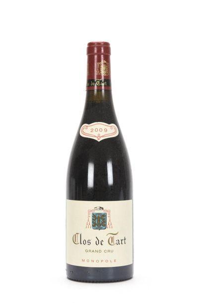 1 bouteille CLOS DE TART (Grand Cru)  Mommessin,...