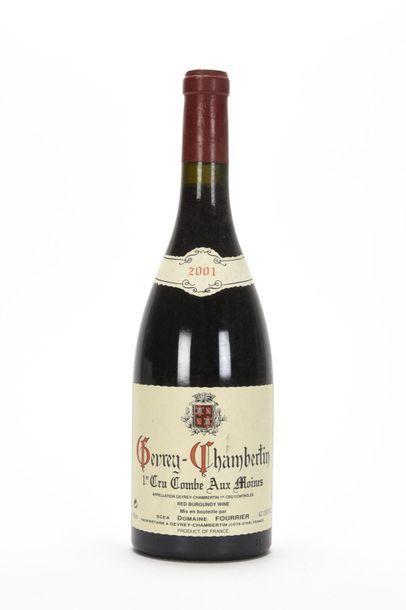 1 bouteille GEVREY-CHAMBERTIN LA COMBE AUX...