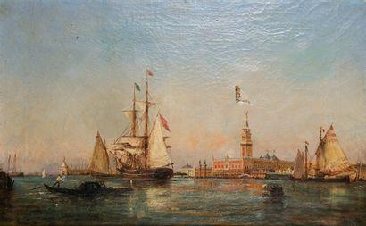 Charles GAILLARD-L'ÉPINAY (1842-1885) attribué...