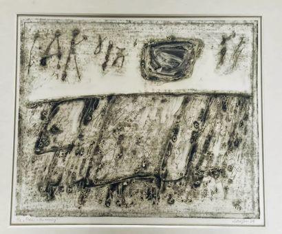 Corneliu PETRESCU (1924-2009)  Fields in...