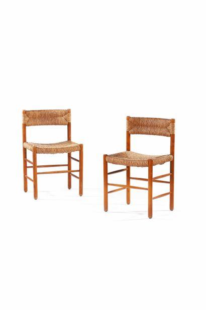 Robert SENTOU  (XX)  2 chaises dites dordogne...