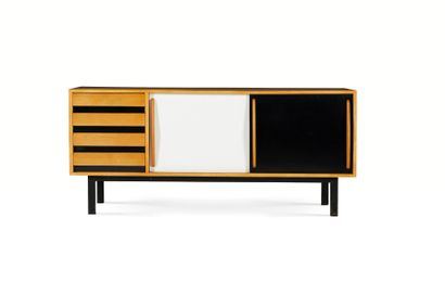 Charlotte PERRIAND  (1903-1999)  Enfilade...