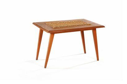 Adrien AUDOUX (XX)  & Frida MINET (XX)  Table...