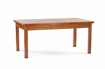 Hendrik WOUDA (1885-1946) attribué à  Table...