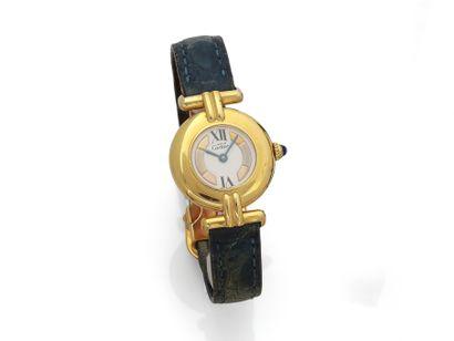 Cartier  Must Vendôme  Montre de dame en...