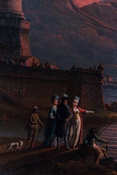 Charles-François LACROIX de MARSEILLE (Marseille, vers 1700 - Berlin, après 1784)...
