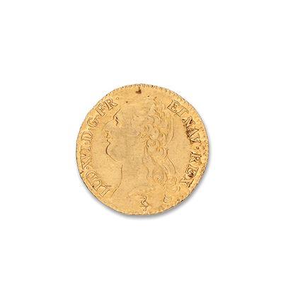 Louis XVI ( 1774.1793) Louis d'or au buste...