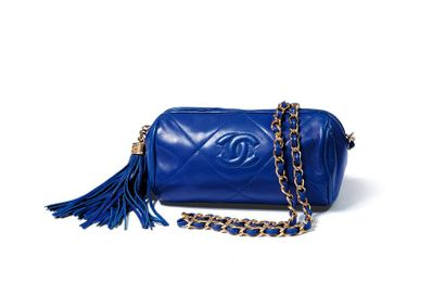 CHANEL Made in France Circa 1986-1988 Petit...