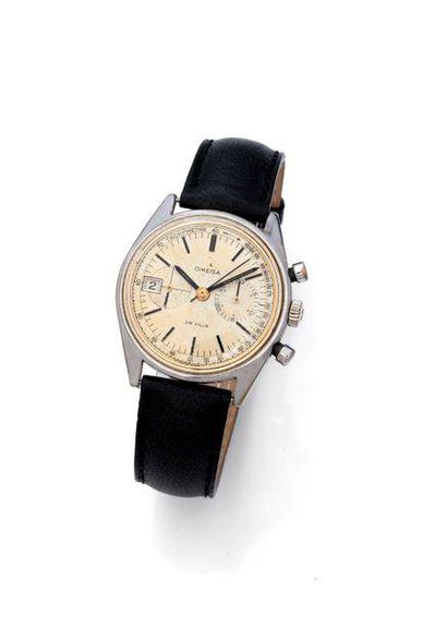 OMEGA Montre chronographe de poignet pour...