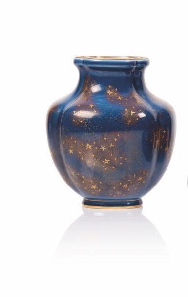 Manufacture de porcelaine de Sèvres Vase...