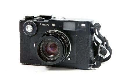 Boîtier Leica CL (1974-1975) n°1404572 (légers...