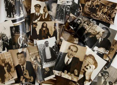 Hommes politiques et divers (Vietnam, France,...