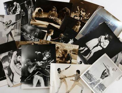 Danse, ballet, Bolchoï, spectacle (France,...